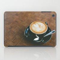 Macchiato  iPad Case
