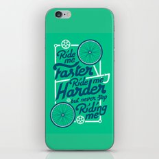Ride me iPhone & iPod Skin