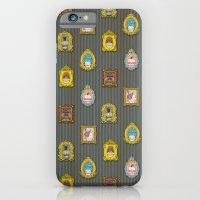 Classy Muffins Pattern iPhone 6 Slim Case