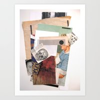 One Flew Over The Cuckoo… Art Print