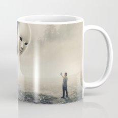 The Selfie Dark Surrealism Mug
