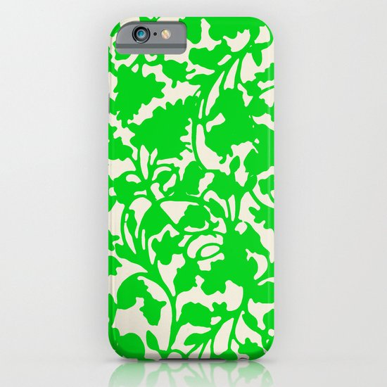 Earth Green iPhone & iPod Case