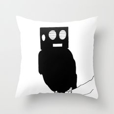 Wandaa Bird Throw Pillow