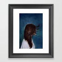Acquiescence Framed Art Print