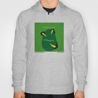 No047 My Jurasic Park minimal movie poster Hoody