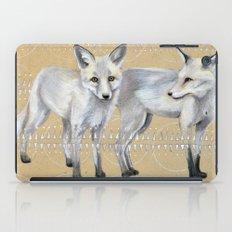 foxes iPad Case