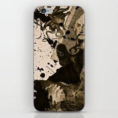 Penser : Combat mental. iPhone & iPod Skin