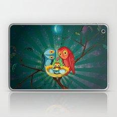 Pop! Owls Laptop & iPad Skin