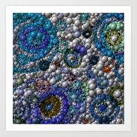 Bubbleliscious Art Print