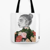 He Lives In My Heart Tote Bag