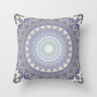 Concinnity & Chaos Throw Pillow