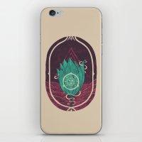 Pulsatilla Patens iPhone & iPod Skin