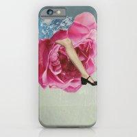 Rose Legs iPhone 6 Slim Case