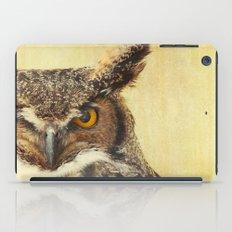 Hoo Hoo iPad Case