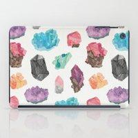 Raw Gems iPad Case