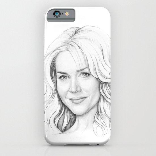 Rita Bennett (DEXTER) iPhone & iPod Case