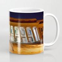 Harvard Library - Boston Mug