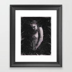 Madness & Me 2 Framed Art Print