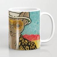 This is Bat Country Mug