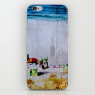 The Strand Castle iPhone & iPod Skin
