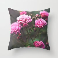 We Are Waiting Forever Throw Pillow