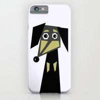 iPhone & iPod Case featuring Black And Tan Dachshund  by They Come Along