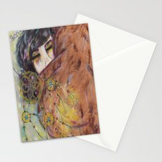 Out of the war Stationery Cards