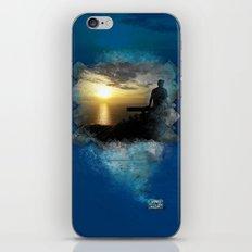 Divine Capture iPhone & iPod Skin