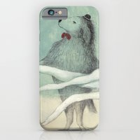 dog iPhone & iPod Cases featuring dog by maria elina