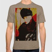Cotton Club The Ice Queen Mens Fitted Tee Tri-Coffee SMALL
