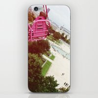 Swing iPhone & iPod Skin