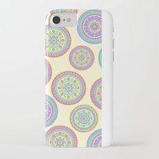 zentangle iPhone 7 Slim Case
