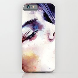 iPhone & iPod Case - At times when we are hurt, we learn the most - Gajus Eidi