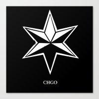 CHGO Canvas Print