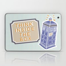 think inside the box Laptop & iPad Skin