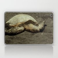 Green Sea Turtle Laptop & iPad Skin
