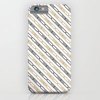 iPhone & iPod Case featuring G Pattern by Thomas Ramey
