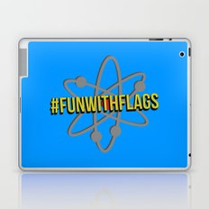 Fun With Flags Laptop & iPad Skin