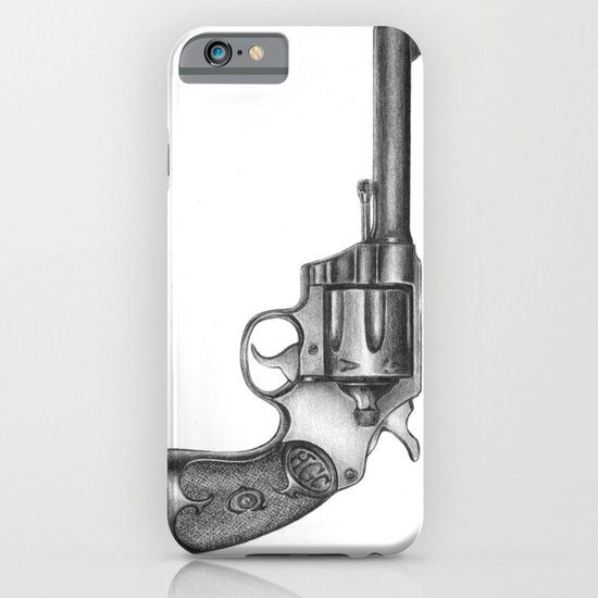 Revolver iPhone & iPod Case
