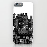 iPhone & iPod Case featuring Neighborhood II by Marcelo Romero