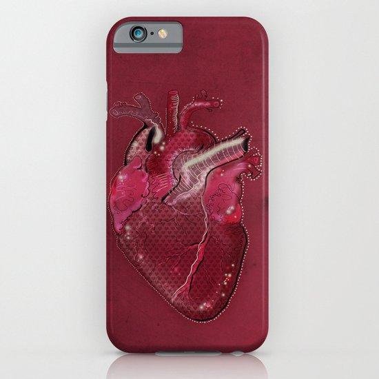 Digital Heart iPhone & iPod Case