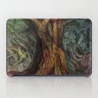 Watercolour Tree iPad Case