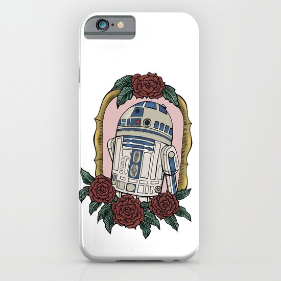 R2D2 iPhone & iPod Case