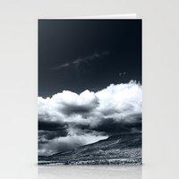 Grey Skies Stationery Cards