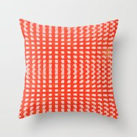 Bright Delusions Throw Pillow