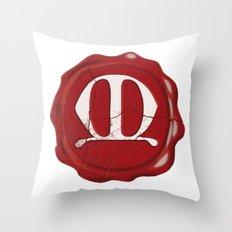Maldoror Throw Pillow
