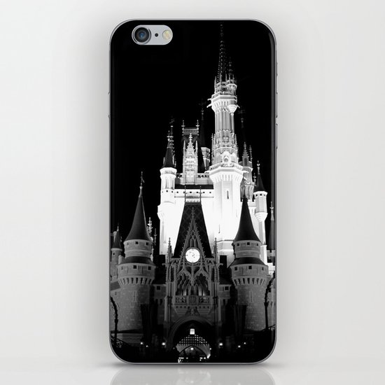 Where Dreams Come True iPhone & iPod Skin