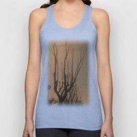 Spiritual Trees Unisex Tank Top