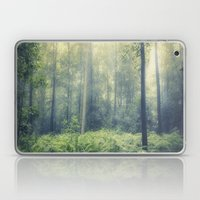 Serene Woodlands Laptop & iPad Skin