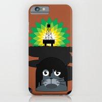 BP Oil Attack iPhone 6 Slim Case